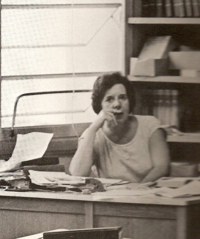 Mrs. Dorothy Massey, Thor Staff Advisor