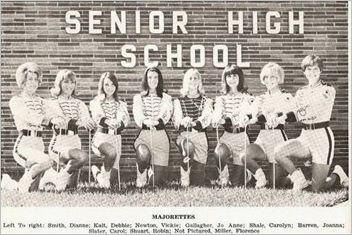Norland High Class of 1967 Majorettes